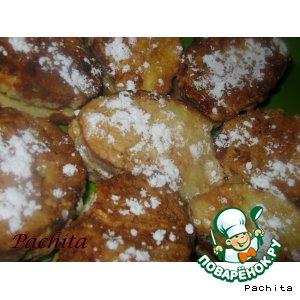 Рецепт: Лже-пирожки с яблоками
