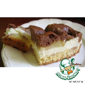 Пирог  «Хвыли Дунаю»