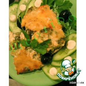 Рецепт: Курица Морской бриз