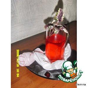 Рецепт: Напиток из базилика