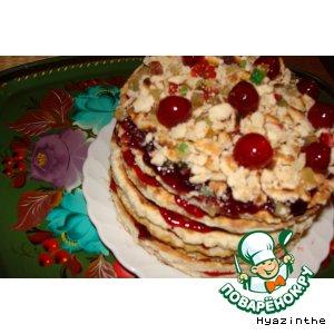 Тортик Сладкоежка
