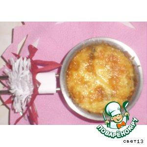 Рецепт: Жюльен с грибами