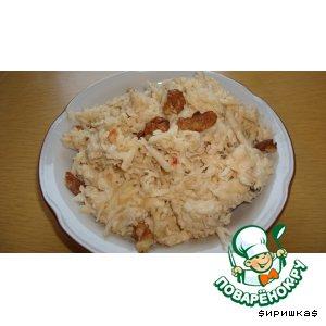 Рецепт: Салат из сельдерея