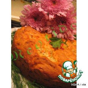 Рецепт: Рыбный пирог Для мамы