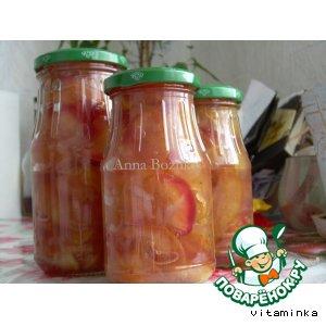 Рецепт: Яблочный джем