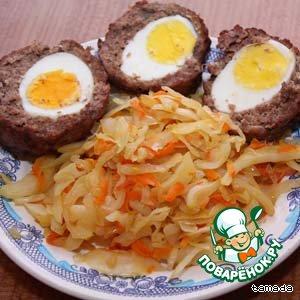 Рецепт: Шотландский глаз