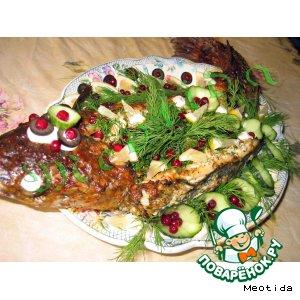 Рецепт: Царь-рыба