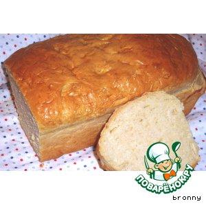 Рецепт: Викторианский хлеб
