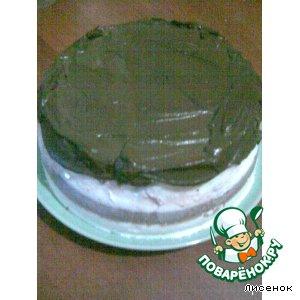 Рецепт: Слоеный десерт