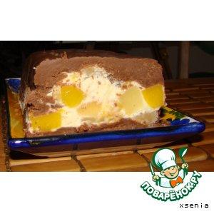 Рецепт: Террин №1 Шоколадно-фруктовый