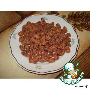 Рецепт: Ароматные  орешки