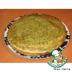 Рецепт: Пита-пирог