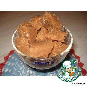Рецепт: Сахар бабушки Вали