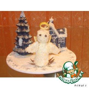 Рецепт: Снежный ангел