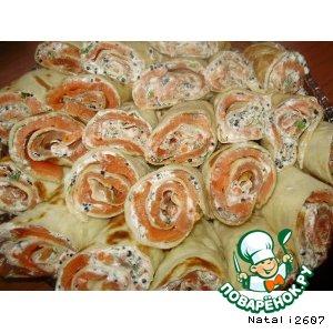 Рецепт: Морские ракушки