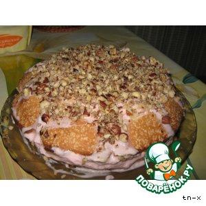 """Рецепт: Торт """"Скромняшка"""""""