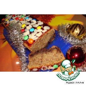 Рецепт: Тирольский шоколадный пирог