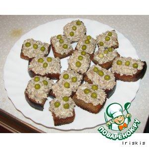Рецепт: Хрустики