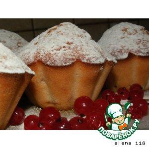 Cupcakes Winter angel