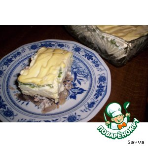 Рецепт: Салат с куриными желудками Открытие 2006