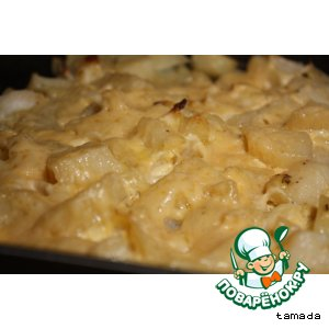 Рецепт: Картофель по-быстрому