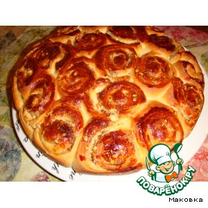 Рецепт Пирог из роз