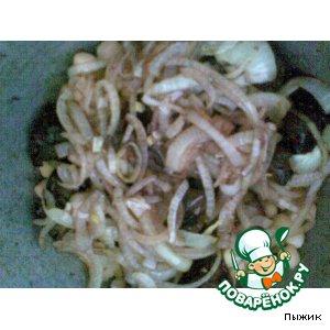 Рецепт: Нут, тушенный с овощами