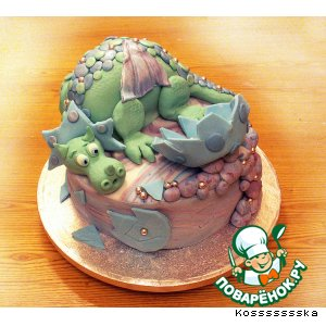 Cake Sea Dragon
