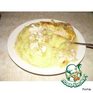 Отбивные из курицы – кулинарный рецепт