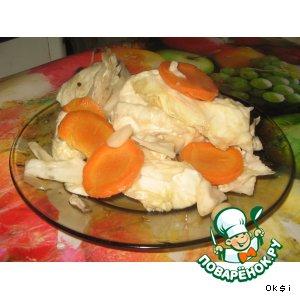 Рецепт: Сладкая капуста