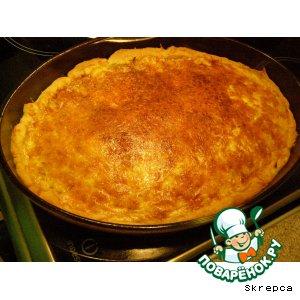 Рецепт: Классический луковый пирог