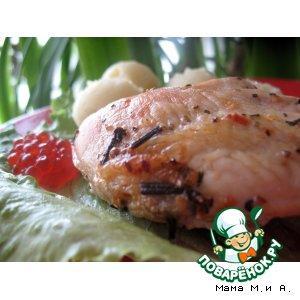 Рецепт: Цыпленок по-тоскански