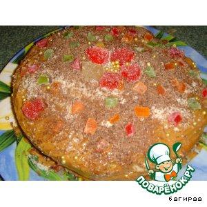 """Торт """"Выбери меня"""" – кулинарный рецепт"""
