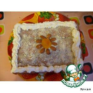 Рецепт: Торт Вкус детства