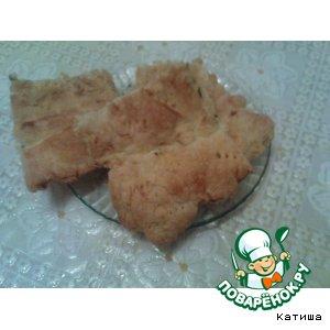 Рецепт: Ленивые хачапури за 20 минут