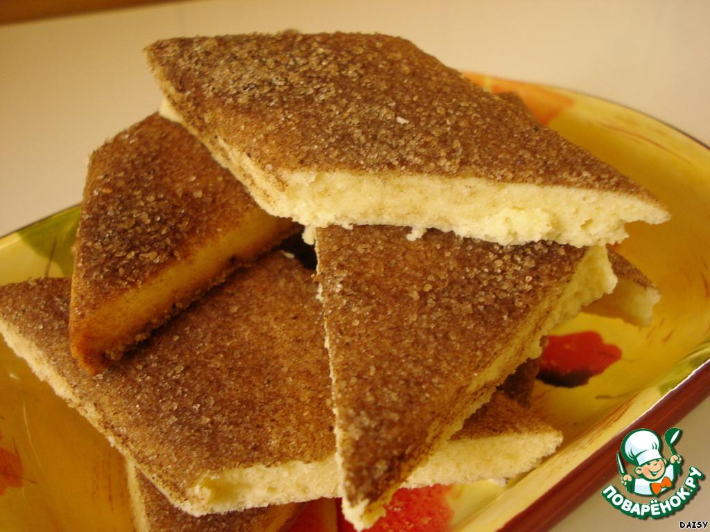 Печенье земелах – рецепт с фото приготовления по госту с корицей.