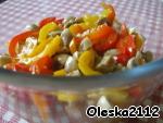Маринованный маленький болгарский перец – кулинарный рецепт