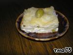 Лазанья с творогом, чесноком, оливками и помидорами – кулинарный рецепт