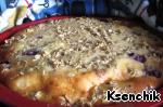 Творожная запеканка с овсянкой и вишней – кулинарный рецепт