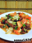 """Салат """"Лобио"""" – кулинарный рецепт"""