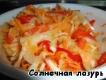 """Овощной салат """"Шалгам"""" – кулинарный рецепт"""