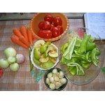 Икра овощная  типа аджики