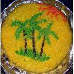 """Торт """"Тропический рай"""""""