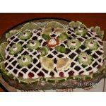 Овощи под баклажановой шубой – кулинарный рецепт