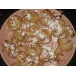 Пирожные из слоеного теста Розы и Звезды
