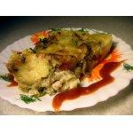 Картофельно-овощная запеканка