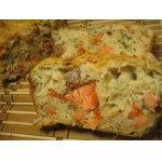 Хлебец лососевый