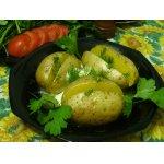 Картофель Холостяцкий ужин