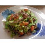 Пикантный салат из тунца