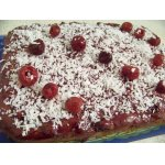 Шоколадный кекс «Вишня в коньяке»